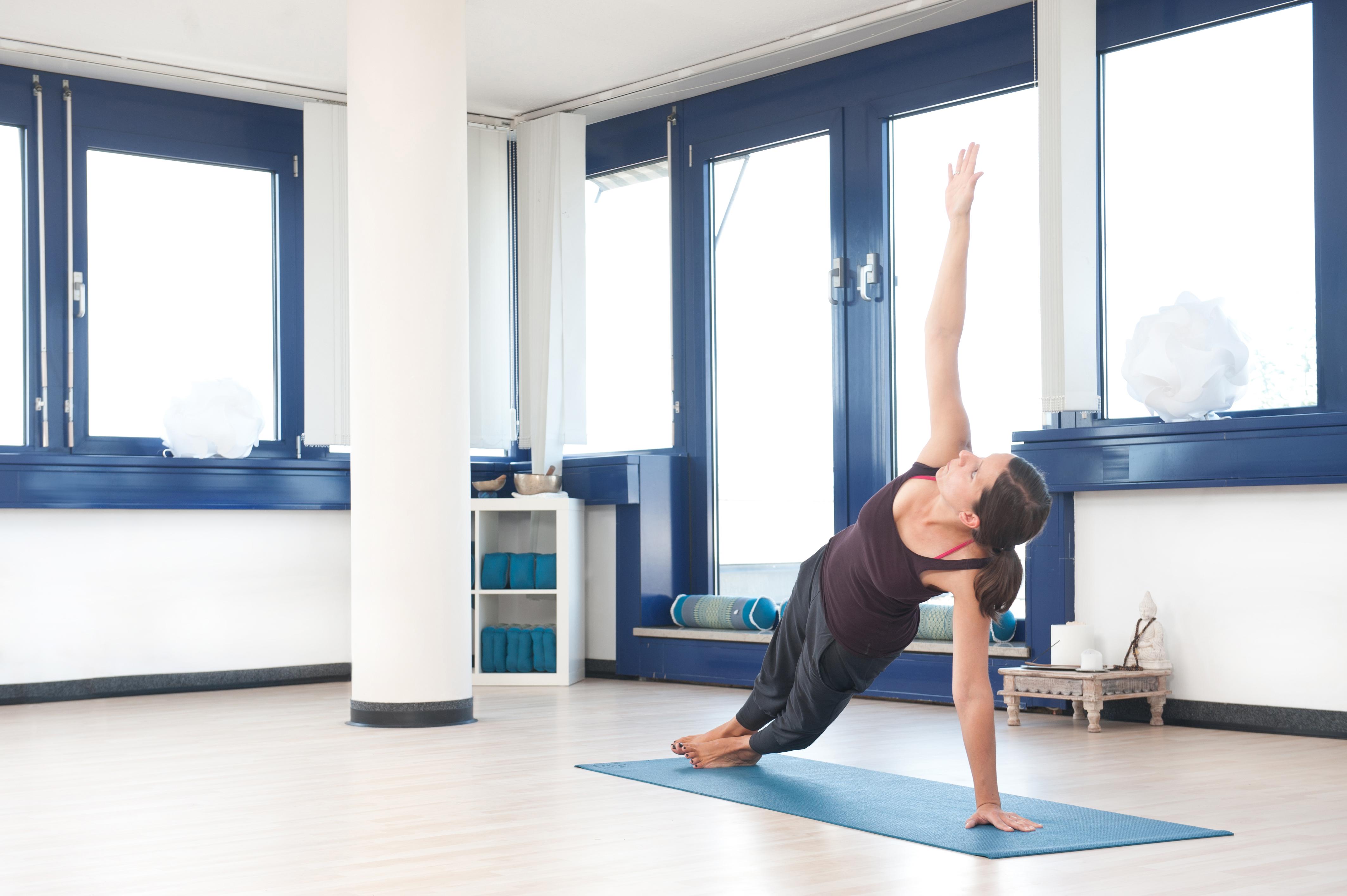 Yoga Impressionen